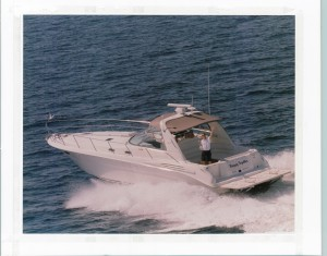 Sea Ray 40 Sundancer - 1997