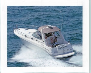 Sea Ray 34 Sundancer - 2001
