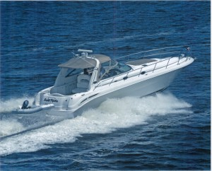 Sea Ray 41 Sundancer - 2003