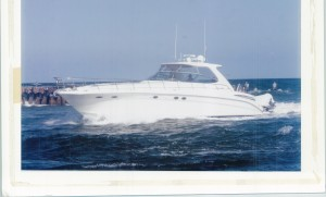 Sea Ray 54 Sundancer - 2001